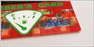 メンバーカードの発行で顧客の固定客化・マーケティング活動への展開